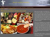 Short Order Gourmet - Boston Area Caterer & Event Planner