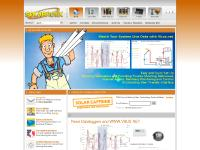 solarnetix.com solar heating, solar thermal, solar hot water