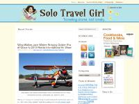 Solo Travel Girl | Traveling alone, not lonley