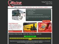 Solus Coaches Tamworth, Coach Hire, Minibus Hire, Private Hire, Tour Vehicles,