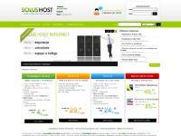 solushost.com.br hospedagem, hospedagem compartilhada, hospedagem de sites