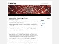 somper - Dawn's Blog | Just another WordPress weblog