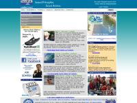 sontek.com adcp, acoustic doppler current profiler, water velocity