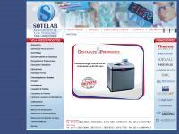 sotelab.com.br Awareness, Bancos sangue, Barnstead