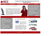 SCC - Computer Help, Web Marketing, Web Design, and more