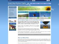 Hot Air Balloon Flights over Devon, Cornwall, Wiltshire, Somerset and Dorset- Hot Air Balloon Rides