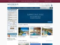 Luxury Holidays, Honeymoons & Family Holidays 2012 with Sovereign