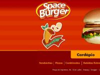Space Burger :::