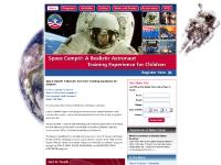 spacecampindia.com astronaut training, space information, math