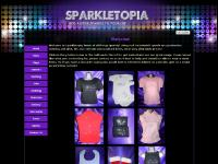Sparkletopia - Swarovski crystal personalised clothing and gifts,