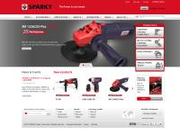 Professional Power tools & Accessories | SPARKY.eu