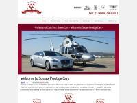 Sussex Prestige Cars | Chauffeur Driven Cars