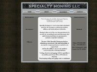 Specialty Honing LLC