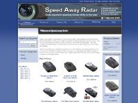 speedawayradar.com Radar detectors, Laser detector