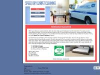 Speed Dry Carpet Cleaning - Home