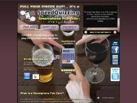 The smartphone pub quiz.. no pens, no paper, no cheating!!
