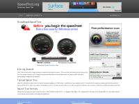 Getting The Most Internet Speed, What Is Bandwidth?, Broadband Speed Test, Return to top of page