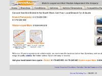 Car Hire Bristol Southwest UK, Speedway Car and Van Hire
