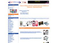 Mobile Phone Accessories Batteries Discount Electronic Electrical Speedy Delivery