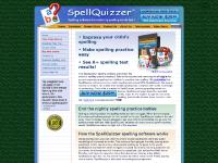Spelling Software - SpellQuizzer. Spelling Software to learn spelling words and lists