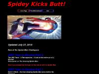 Spidey Kicks Butt - the No. 1 source for Spider-Man commentary!