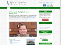Spinal Injuries Association — Rebuilding Lives, Empowering People and Preventing