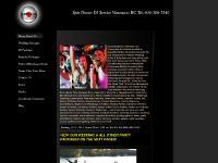 Vancouver DJ Spin Doctor DJ Services DJ Vancouver Wedding Karaoke DJ BCDJ