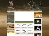 Sport Jagd.Armas, munición, complementos de caza y tiro.