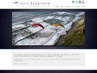 Paragliding San Francisco, Macro Weather, Glider Hookin, Basic Weather
