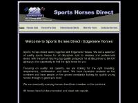 Welcome to Sports Horses Direct - We sell a selection of quality sports horses for all disciplines sold to amateur and proffesional levels