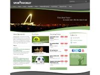 Sportsworld | Corporate Hospitality, Sports Events, London 2012 DMC Services, Bespoke Entertainment, Sponsor Services