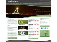 Sportsworld | Corporate Hospitality, Sports Events, London 2012 DMC Services, Bespoke Entertainment, Sponsor Services