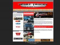 sporttrucks.biz sport trucks, trucks, suvs