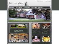 Spring Mill Manor - Weddings, Events, Mitvahs, Showers and more : Ivyland, PA 18974