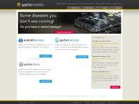 Sprite Mobile - Backup Software for Windows Mobile and Android - Trusted by over 14 million people