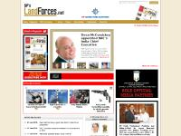 Defence, Army, Landforces Magazine from SP Guide Publications Pvt Ltd