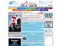 spvm.qc.ca Liens utiles, Nous joindre, English
