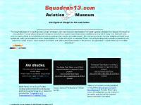 squadron13.com squadron13 aviation museum, aircraft, history