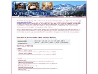 Squaw Valley Rentals, Squaw Valley Ski Resort Vacation Homes and Condos