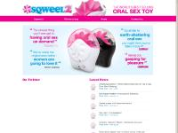 Sqweel - The revolutionary oral sex simulator - official site