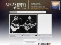 Adrian Duffy | Official Website | adrianduffy.com