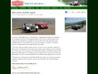 Suffolk SS100, XK-120, XK140 - XK150, SS100 Self Build