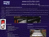The RSSOC homepage, Phil Wormald's EXCELLENT rebuild site!, Other Links Page, SS1in Competition
