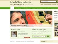 School of Science, Society and Management at Bath Spa University