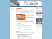 ssmt.net Sports massage courses, course, school