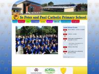 SS Peter and Paul Catholic Primary - Home