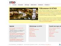 statistik för stad - STAD – Stockholm förebygger alkohol- och drogproblem