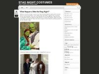 Stag Night Costumes