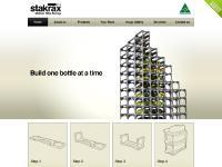 Wine Racks and Modular Wine Storage | Stakrax Modular Wine Storage, Wine Racks and Wine Cellar