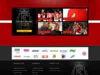 Site officiel du Royal Standard de Liège - Accueil